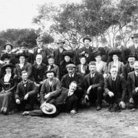 Truganina Picnic, &lt;br /&gt;<br /> Taylor&amp;#039;s Paddock 1911