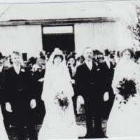 Fred's Sister Bertha Rose Davis Wed her cousion Percy Davis at Truganina 20-8-1902.jpg