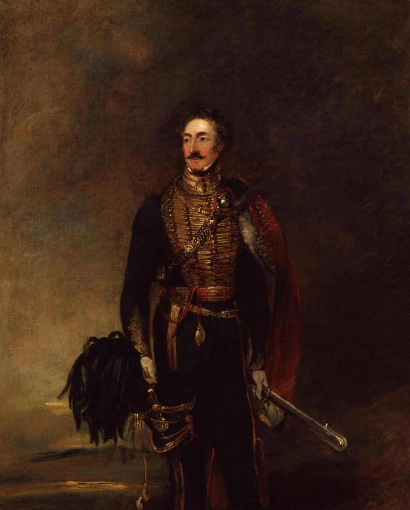 Sir Henry Wyndham <br /> © National Portrait Gallery, London