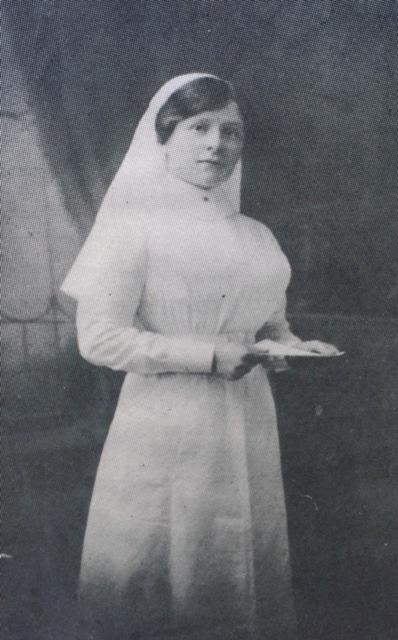 Catherine (KItty) McNaughton - nurses uniform.tif