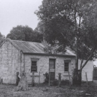 Chirnside's first home.