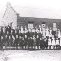 Original State School,<br />  Corner Mortimer and Werribee Streets, <br /> Werribee.